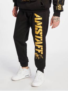 Amstaff Spodnie do joggingu Logo 2.0 czarny