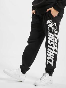 Amstaff Spodnie do joggingu Serpe czarny