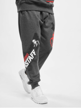 Amstaff Spodnie do joggingu Banor  szary