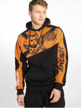 Amstaff Sweat capuche Klixx orange