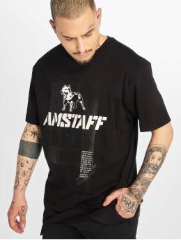 Amstaff T-Shirt Torko black
