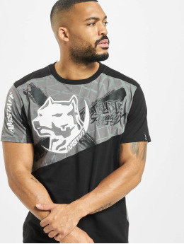Amstaff T-shirt Klixx grå