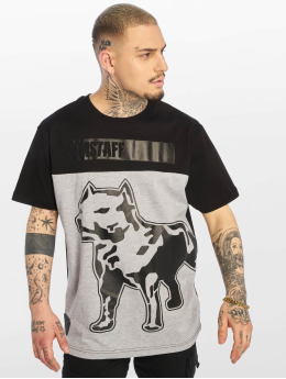 Amstaff t-shirt Lagran grijs