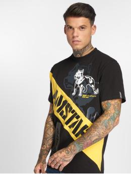 Amstaff T-shirt Heron nero
