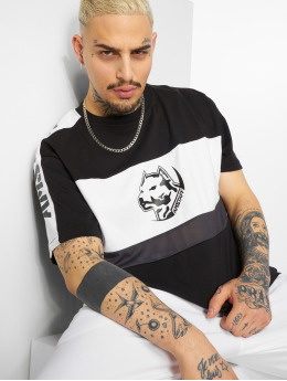 Amstaff T-Shirt Menes noir