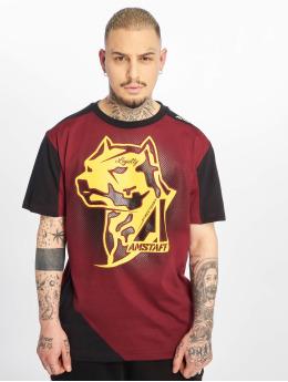 Amstaff T-Shirt Smash rouge