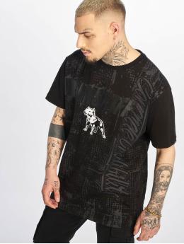 Amstaff T-Shirt Frost schwarz
