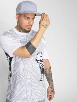Amstaff t-shirt Vantu wit