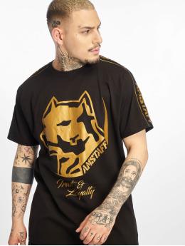 Amstaff t-shirt Bartok zwart
