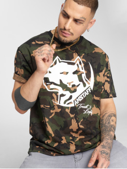 Amstaff T-shirts Tafio camouflage