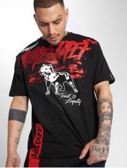 Amstaff T-Shirty Takobi czarny