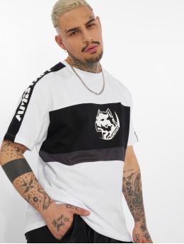 Amstaff T-skjorter Menes hvit