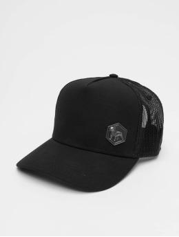 Amstaff Trucker Cap Barky  black