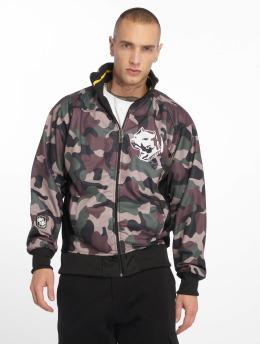 Amstaff Übergangsjacke Tafio camouflage