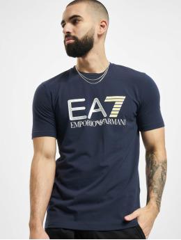 Armani T-paidat EA7 II sininen
