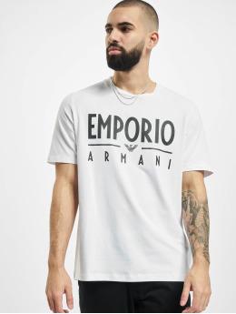 Armani T-Shirt Emporio  blanc