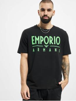 Armani T-Shirt Emporio  schwarz