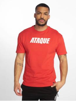 Ataque T-shirt Leon röd