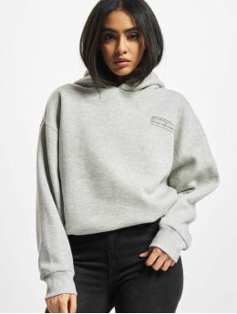Authentic Style Hoodie Dob grå
