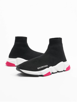 Balenciaga sneaker Speed Sole zwart
