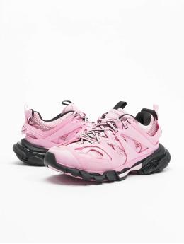 Balenciaga Sneakers Track Black Sole pink