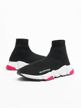 Balenciaga Sneakers Speed Sole svart