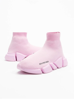 Balenciaga Snejkry Speed 2.0 růžový