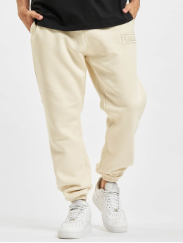 BALR Sweat Pant Loose Club Embro beige