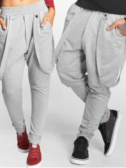 Bangastic Caro Sweat Pants Grey