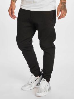 Bangastic Látkové kalhoty Ken čern