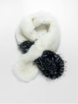 Bangastic Schal Fake Fur weiß