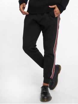 Bangastic Spodnie do joggingu Constrast czarny
