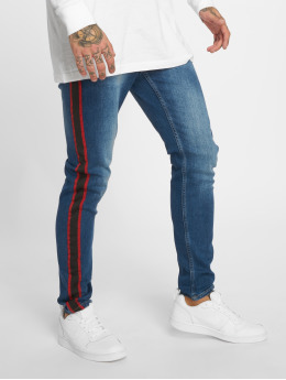 Bangastic Straight Fit Jeans Conner blå