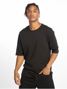 Bangastic T-skjorter Peacock svart