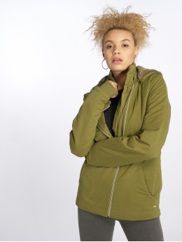 Bench Lightweight Jacket  Asymmetric  olive