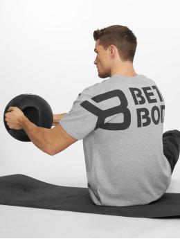 Better Bodies T-Shirt  Stanton grau
