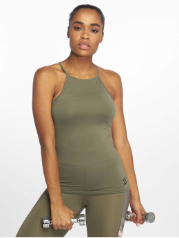 Better Bodies Tops sans manche Performance olive