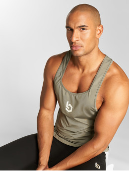 Beyond Limits Sports Tanks Superior  khaki