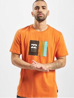 Billabong Camiseta Dbah  naranja