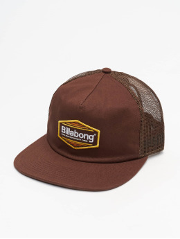Billabong Casquette Trucker mesh Breakdown brun