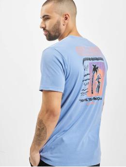 Billabong T-Shirt Sic Palm blau