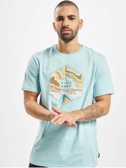 Billabong T-Shirt Access  blau