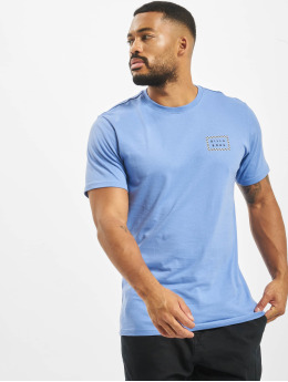Billabong t-shirt Border Die Cut blauw