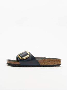 Birkenstock Badesko/sandaler Madrid Big Buckle FL blå