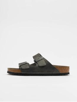 Birkenstock Badesko/sandaler Arizona NL grå