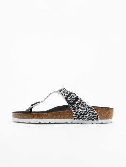 Birkenstock Badesko/sandaler Gizeh TEX hvit