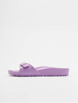 Birkenstock Badesko/sandaler Madrid Eva lilla