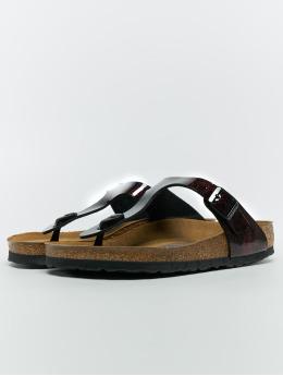 Birkenstock Badesko/sandaler Gizeh SFB BF red