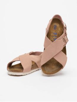 Birkenstock Badesko/sandaler Tulum SFB VL rosa