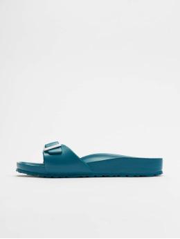 Birkenstock Badesko/sandaler Madrid Eva turkis